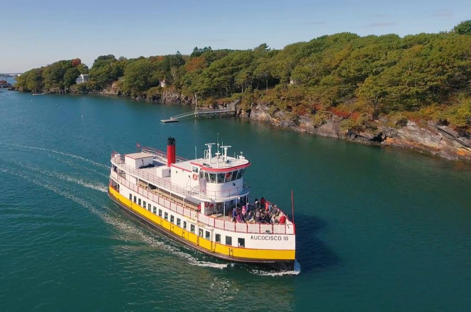 Casco Bay Lines Pet Policy - Pets on Maine Ferry