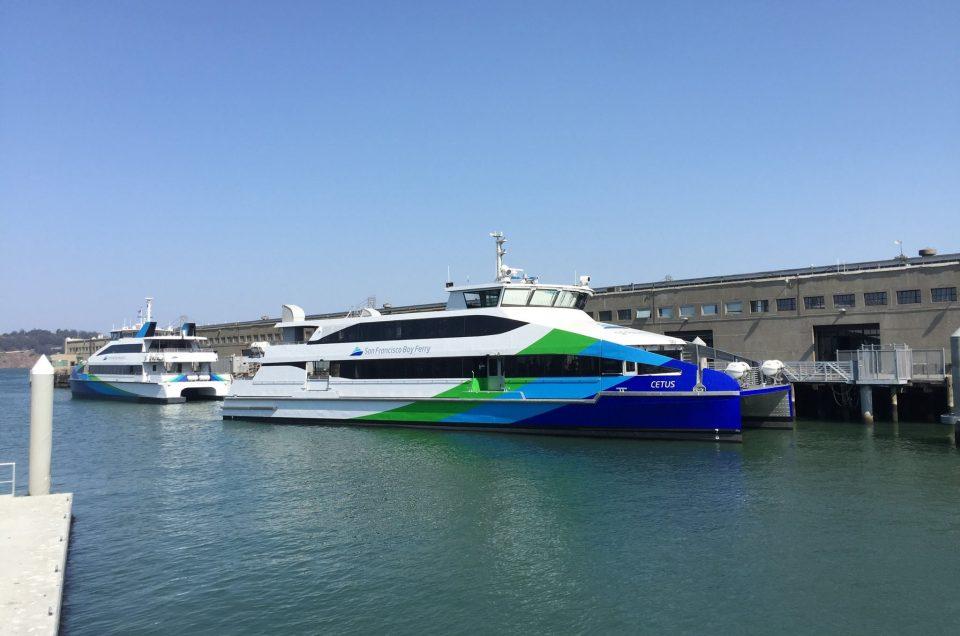 San Francisco Bay Ferry Pet Policy
