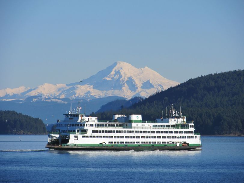 Washington State Ferries Pet Policy