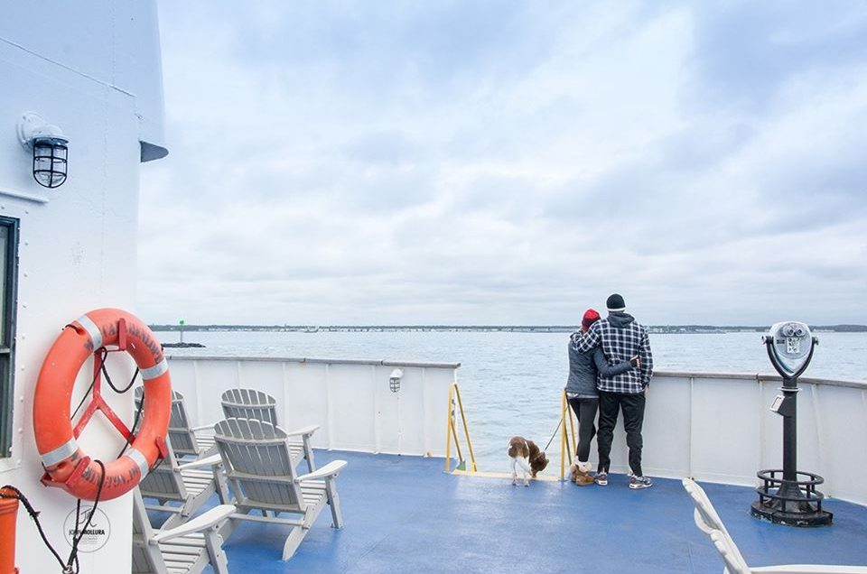 Cape May-Lewes Ferry Pet Policy