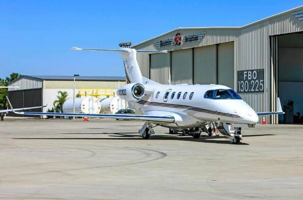 Celebrity Jet Charter