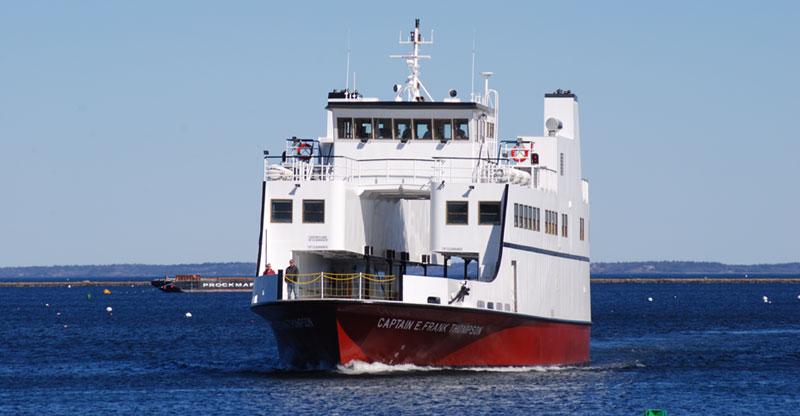 Maine State Ferry Service Pet Policy