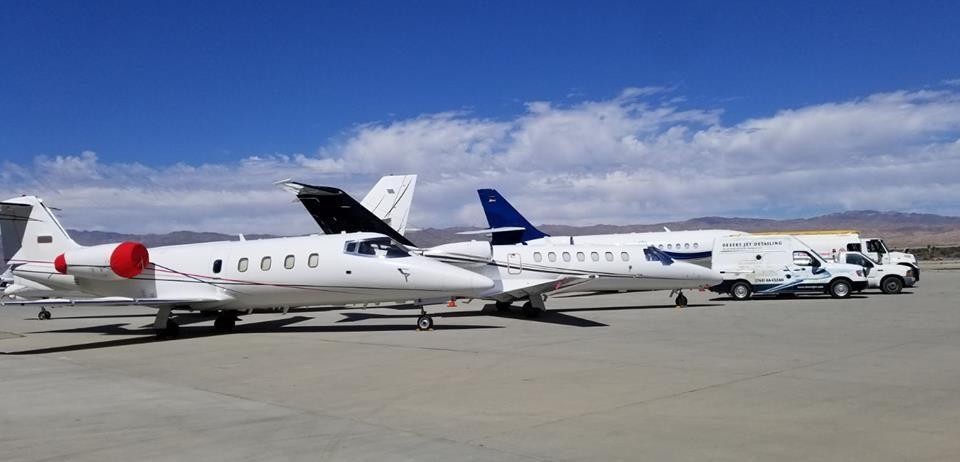 Desert Jet