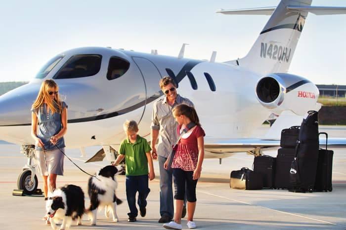 Pet Jets