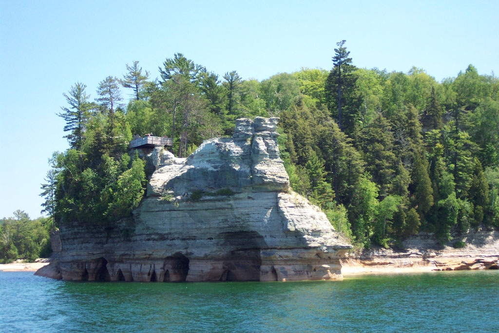 Pictured Rocks Dog Friendly Camping