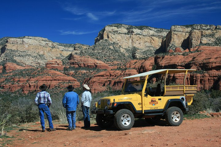 Sedona: A Day in the West Jeep Tours — Pet Friendly Travel