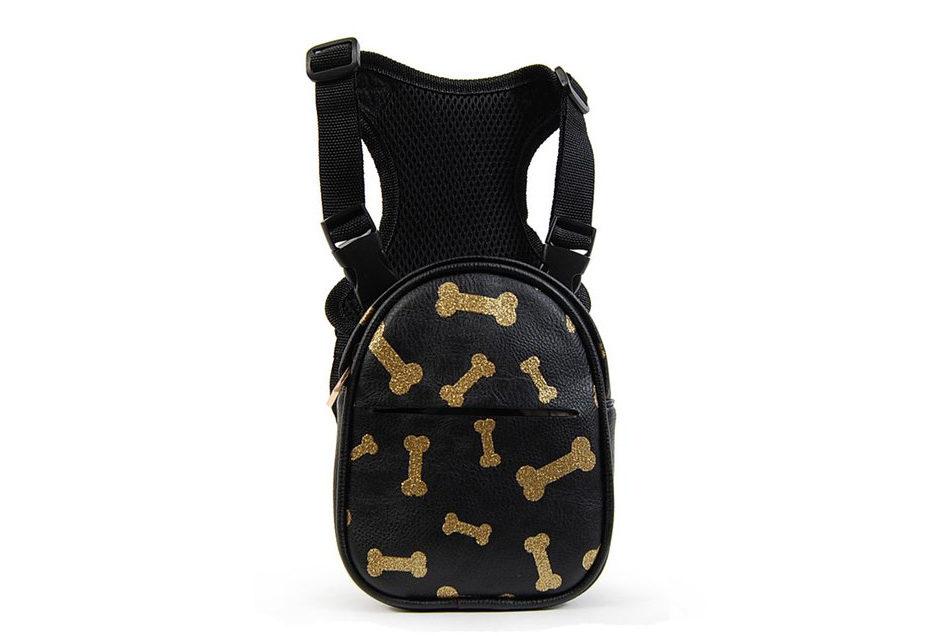 Doggy Mini Backpack/Poop Bag Holder