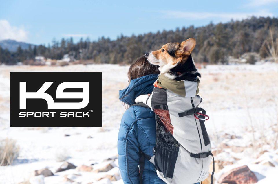 K9 Sport Sack - Dog Carrier Backpack