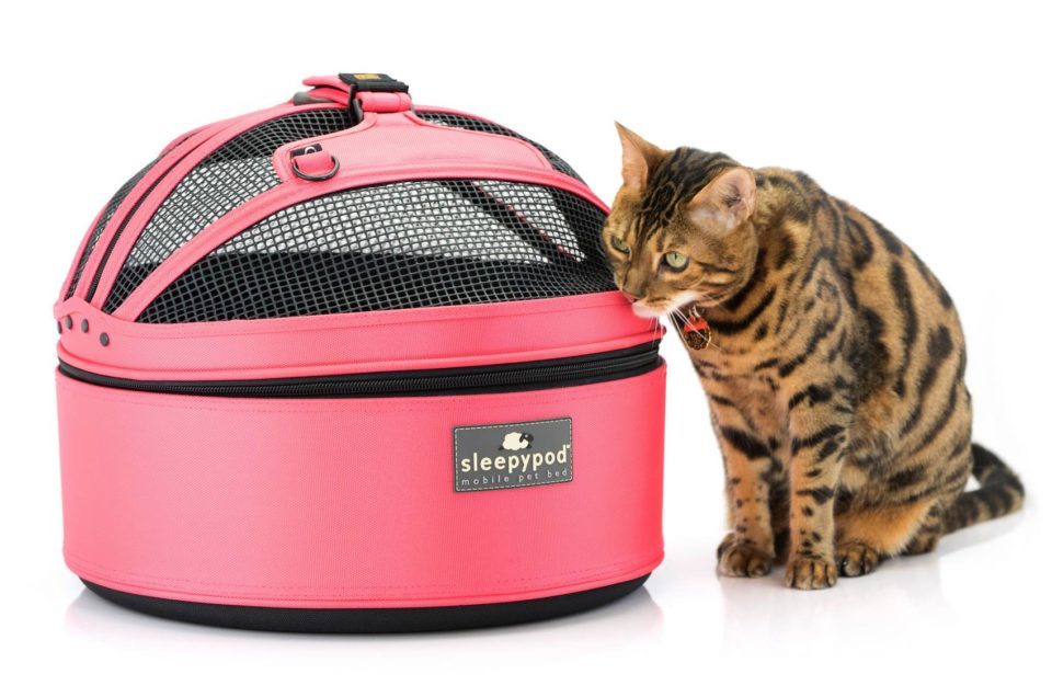 Sleepypod - Mobile Pet Bed & Carriers