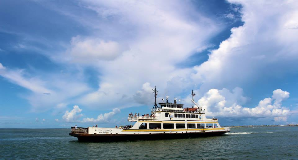 NC Ferry System Pet Policy - Pets on North Carolina Ferry